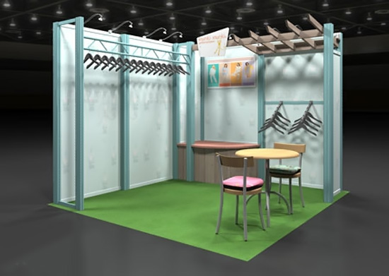 Exhibition Stand Clothes : 10 x 10 trade show displays structurz exhibits & graphics