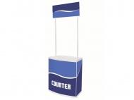 Counter Booth portable trade show display